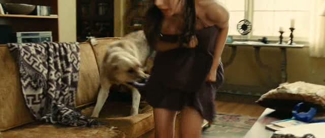 Dog Beach Girl Beastality